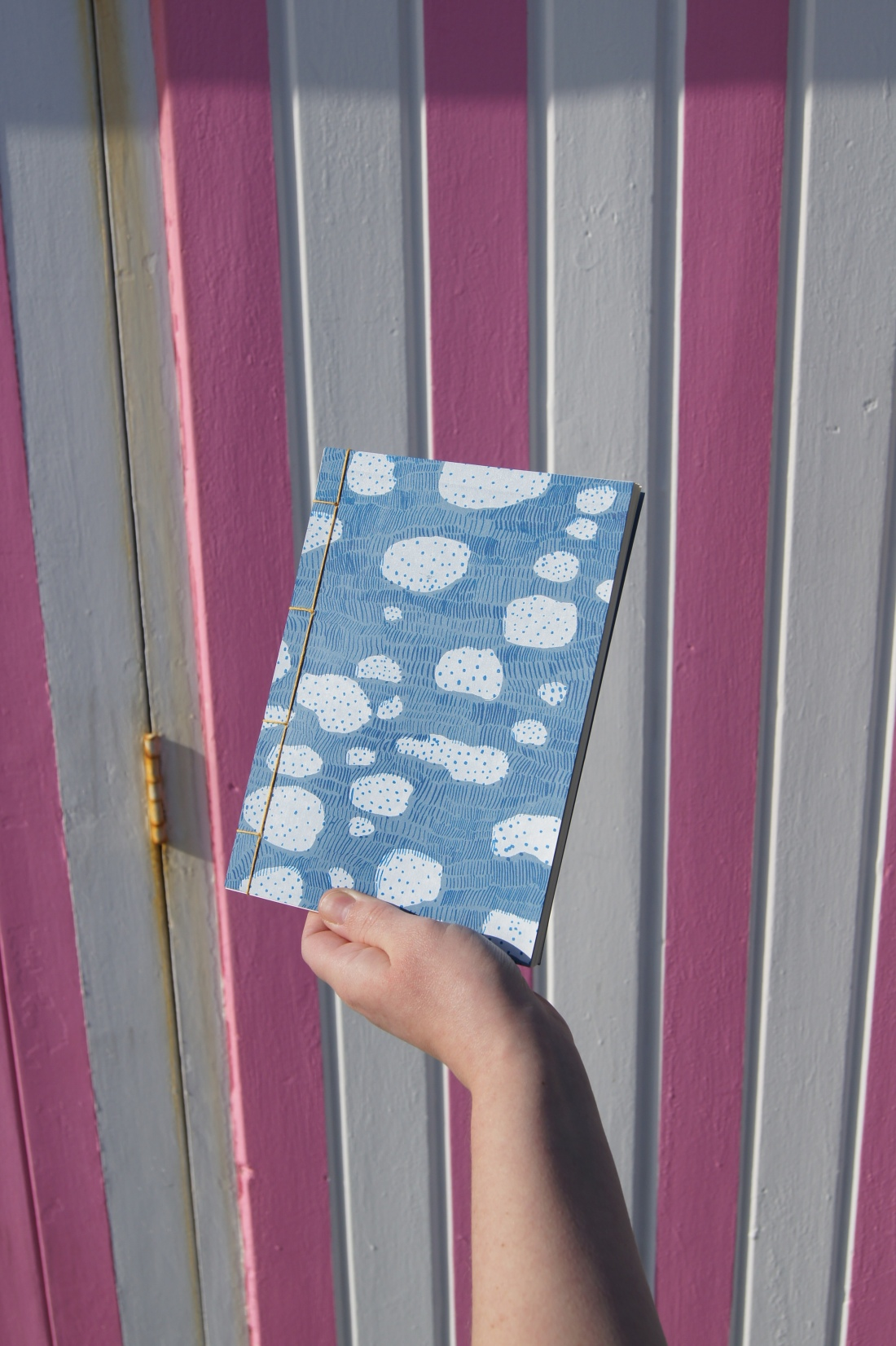 Hand Stitched Notebooks