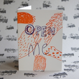 Open Me Card