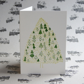 Topairy Tree Card
