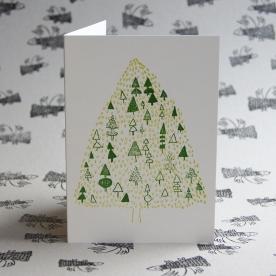 Topairy Tree Card